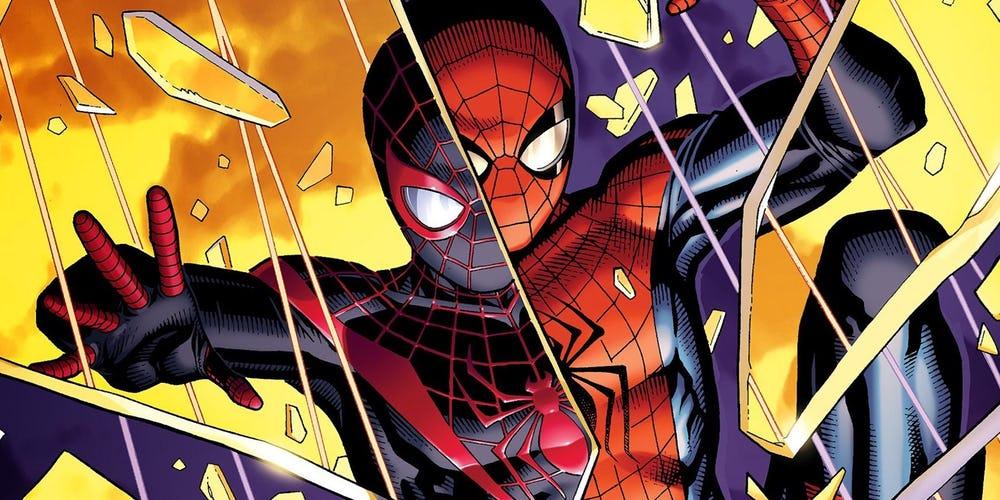 Spider-Men IIдоказывает, что сюжет «два Человека-Паука против общей угрозы» неработает дважды. - Изображение 1