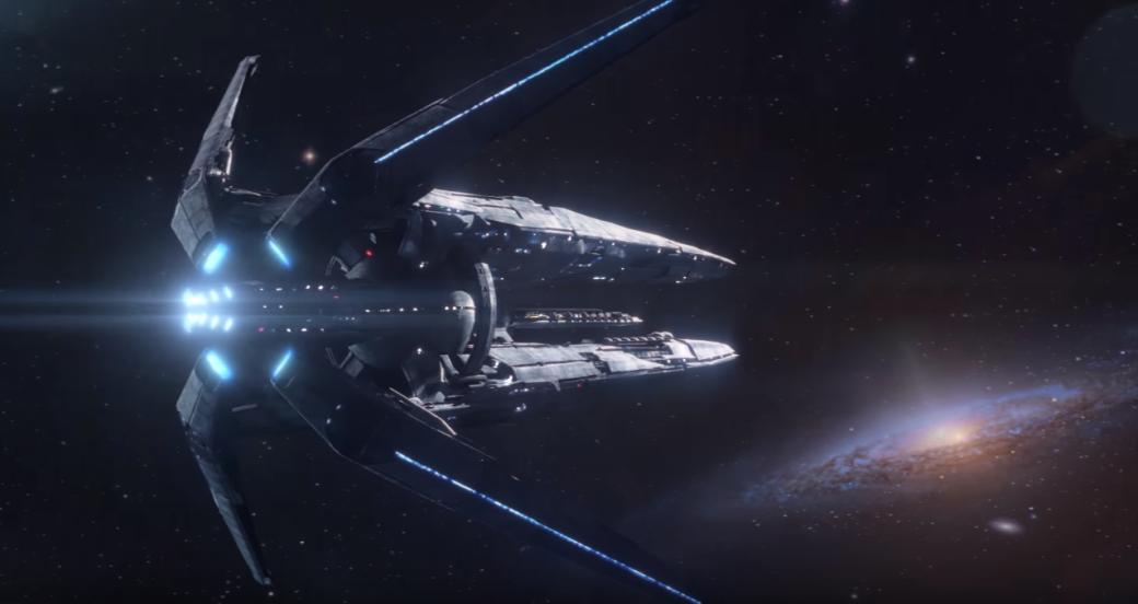 Что не так с Mass Effect Andromeda   Канобу