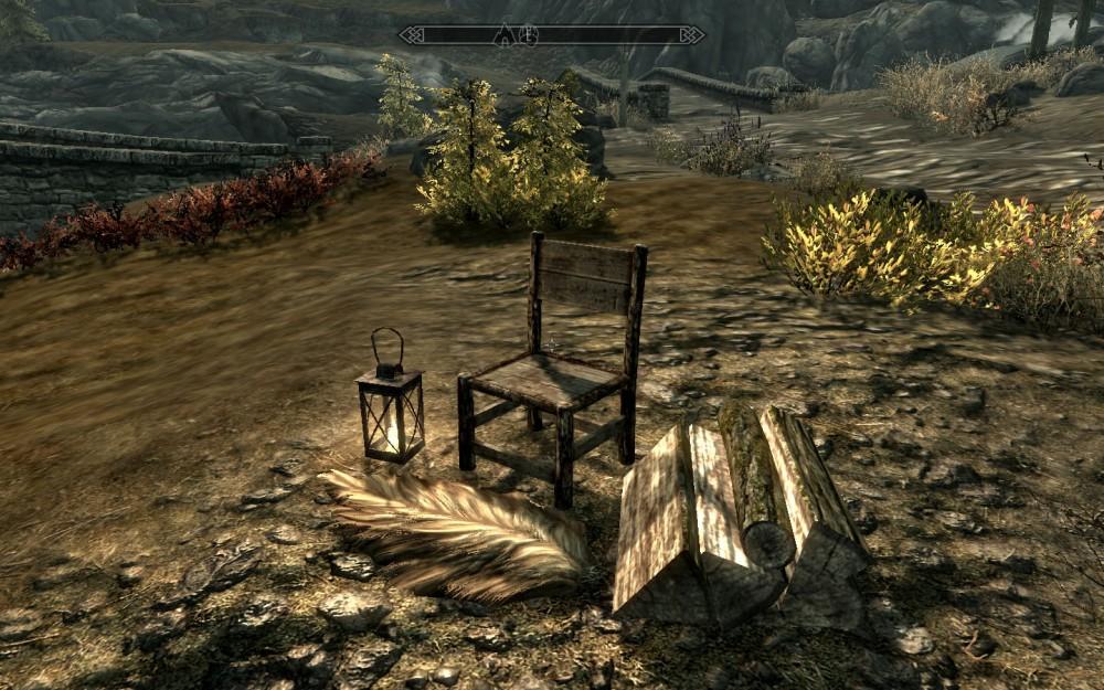 Гифка дня: накакой стул сядешь вThe Elder Scrolls 5: Skyrim? | Канобу - Изображение 10026