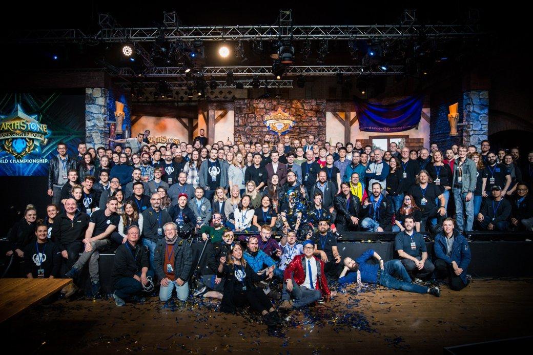 Репортаж «Канобу» с Чемпионата мира по Hearthstone в Амстердаме   Канобу - Изображение 7591