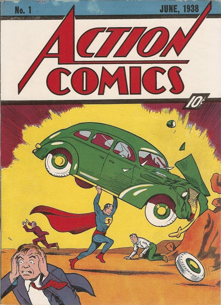 История Супермена иэволюция его образа вкомиксах | Канобу - Изображение 3