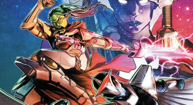Marvel продолжает тизерить новый состав Стражей Галактики. Кто попадет вкоманду? | Канобу - Изображение 3177