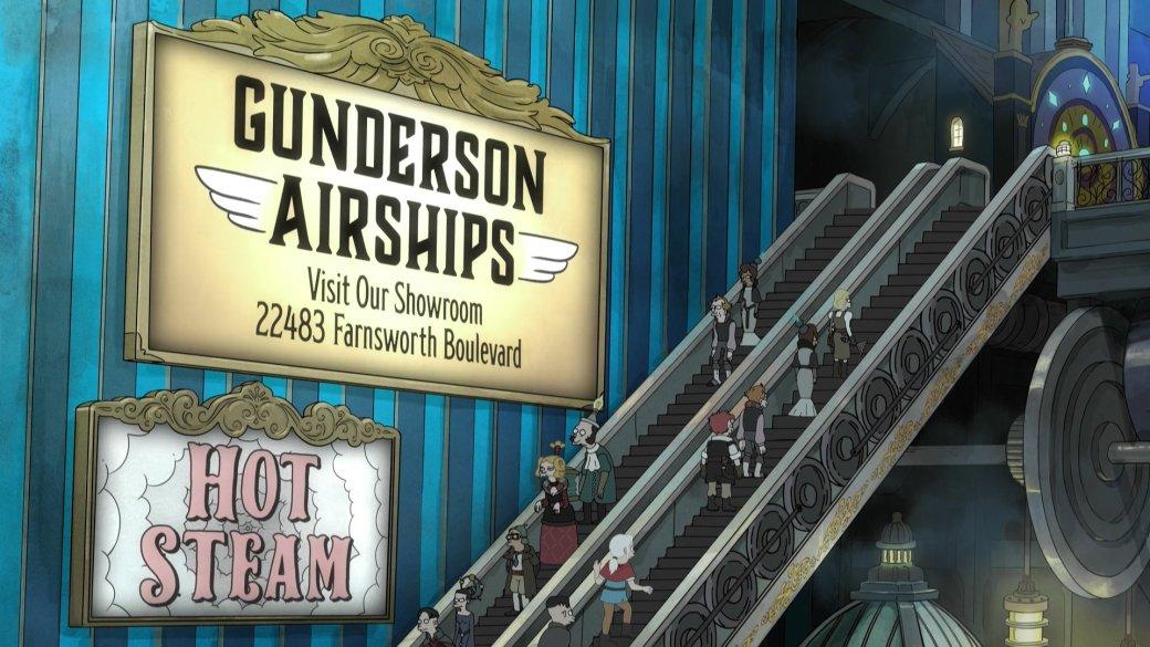 Почему 2 сезон«Разочарования» отсоздателя «Симпсонов» и«Футурамы»— все еще отличный сериал
