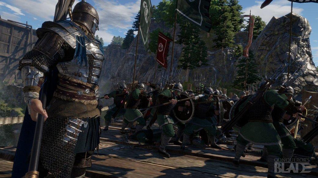 Превью Сonqueror's Blade— тактическая MMO осредневековой войне | Канобу - Изображение 4420