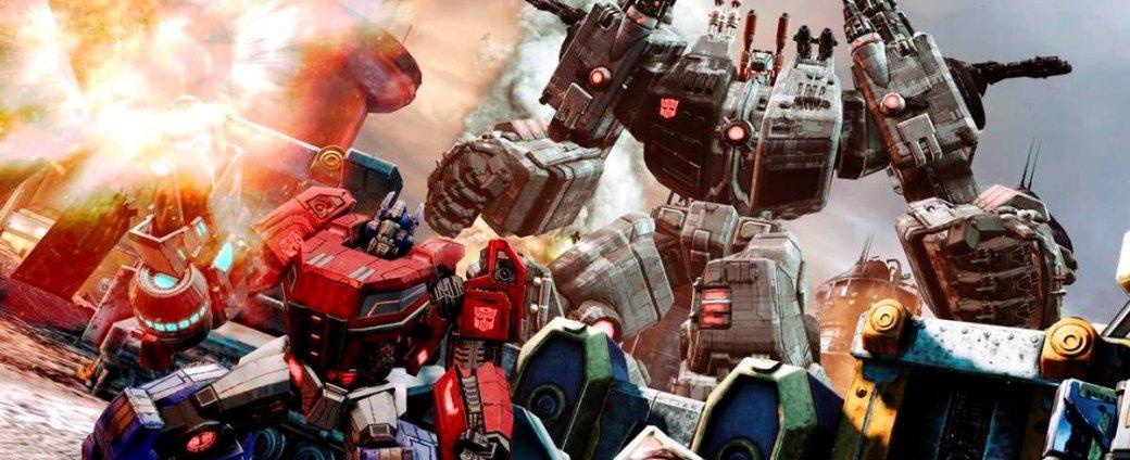 Рецензия на Transformers: Rise of the Dark Spark | Канобу - Изображение 4342