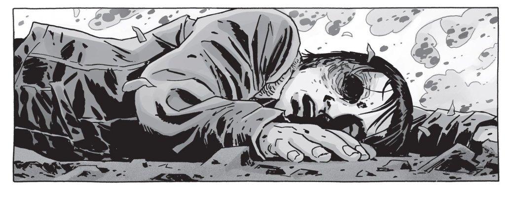 Война с Шепчущимися в комиксе The Walking Dead не оправдала ожиданий | Канобу - Изображение 23
