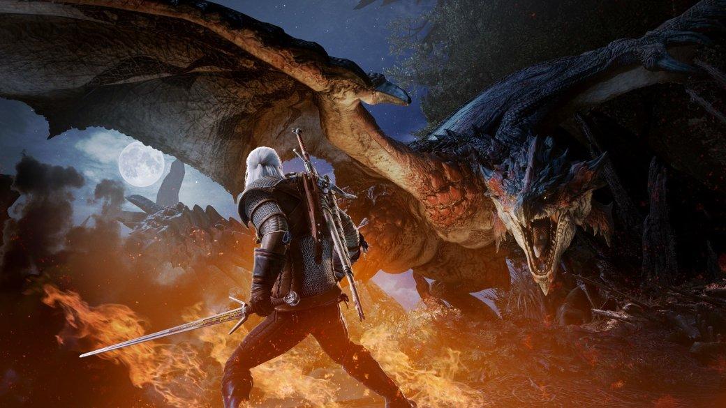Разработчики Monster Hunter: World назвали дату выхода обновления с Геральтом и Цири из «Ведьмака 3»   Канобу - Изображение 0
