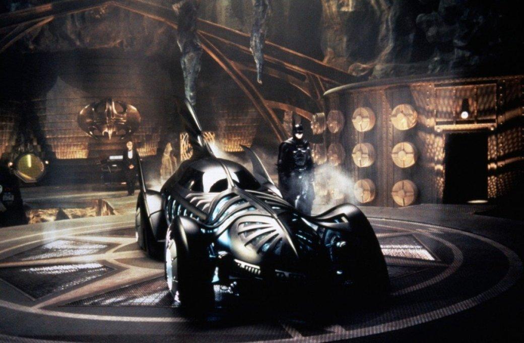 История бэтмобиля: все машины Темного Рыцаря | Канобу - Изображение 5075