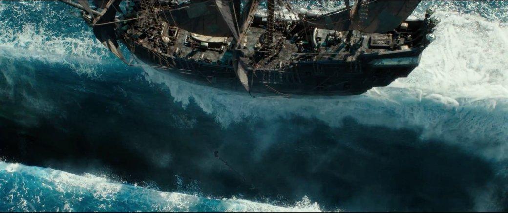 Рецензия на «Пиратов Карибского моря: Мертвецы не рассказывают сказки» | Канобу - Изображение 1119