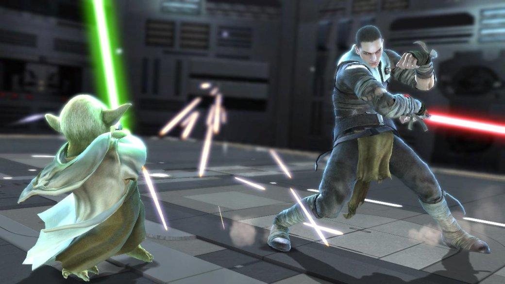 Вочто играть дорелиза Fallen Order? Лучшие игры про джедаев— инетолько поStar Wars | Канобу - Изображение 5