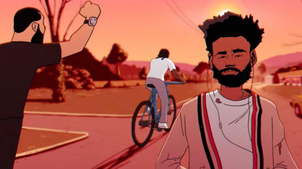 Уилл Смит, Дрейк, Рианна идругие звезды вновом анимационном клипе Чайлдиша Гамбино. Всех узнаете? | Канобу - Изображение 3372