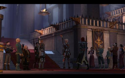 Прохождение Dragon Age 2. Десятилетие в Киркволле | Канобу - Изображение 21