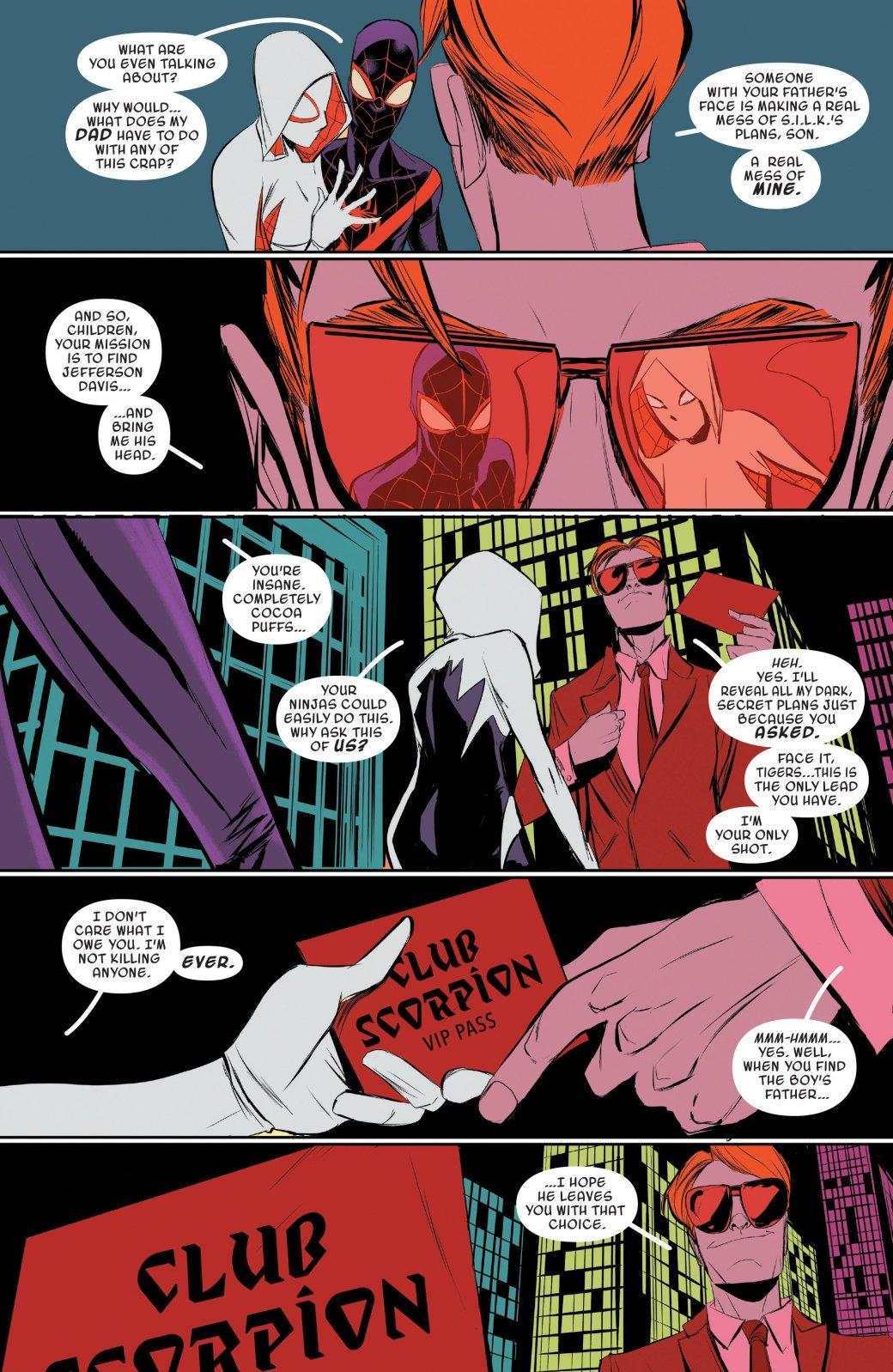 Человек-паук Майлз Моралес продолжает поиски своего отца | Канобу - Изображение 5416