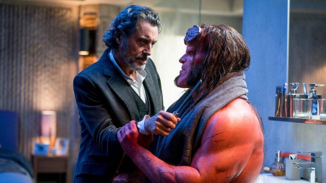 Дэвид Харбор считает, что впровале «Хеллбоя» частично виноваты фильмы Marvel   Канобу - Изображение 1