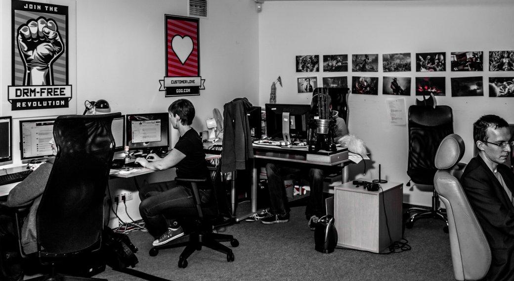 Впечатления от моего первого пресс-тура: студия GOG и CD Projekt RED | Канобу - Изображение 39