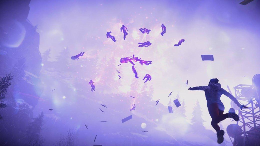 Полный некстген: 35 изумительных скриншотов inFamous: First Light | Канобу - Изображение 9339