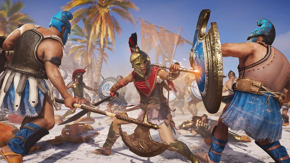 Системные требования Assassin's Creed Odyssey совсем не пугают | Канобу - Изображение 1