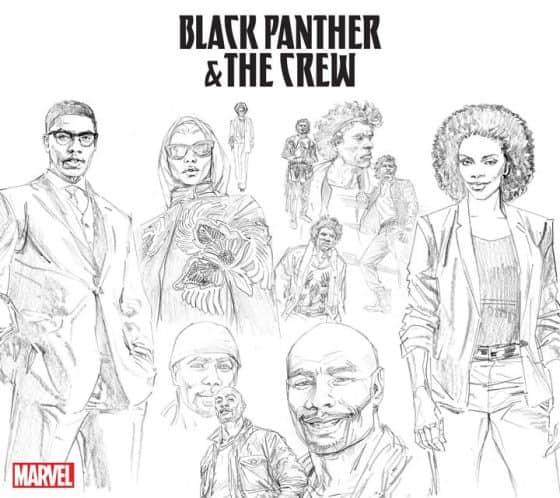Черная Пантера соберет свою команду супергероев-афроамериканцев | Канобу - Изображение 6685