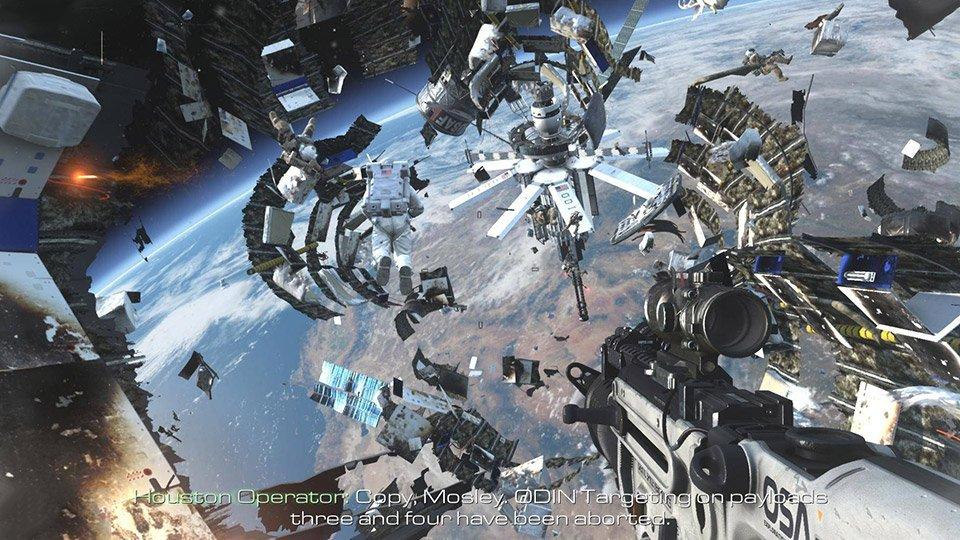 Фанаты не оценили релизный трейлер CoD: Infinite Warfare | Канобу - Изображение 11068