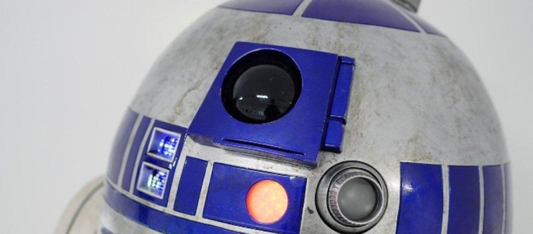 Собираем реального дроида R2D2 из«Звёздных Войн». - Изображение 1