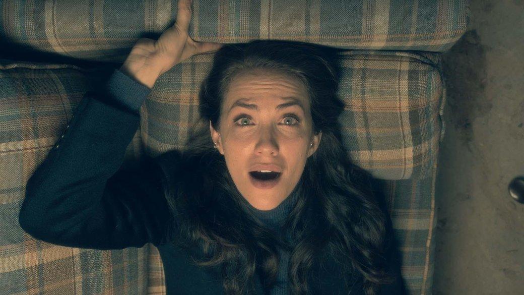 Рецензия нахоррор «Призраки дома нахолме»— самый страшный сериал года, который нужно смотреть | Канобу