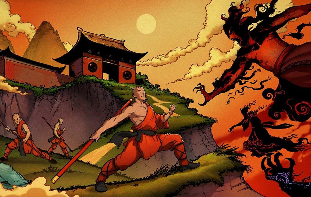 Обзор 9 Monkeys of Shaolin - рецензия на игру 9 Monkeys of Shaolin   Рецензии   Канобу
