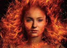 Софи Тернер против Джессики Честейн нановых кадрах сдосъемок «Темного Феникса»