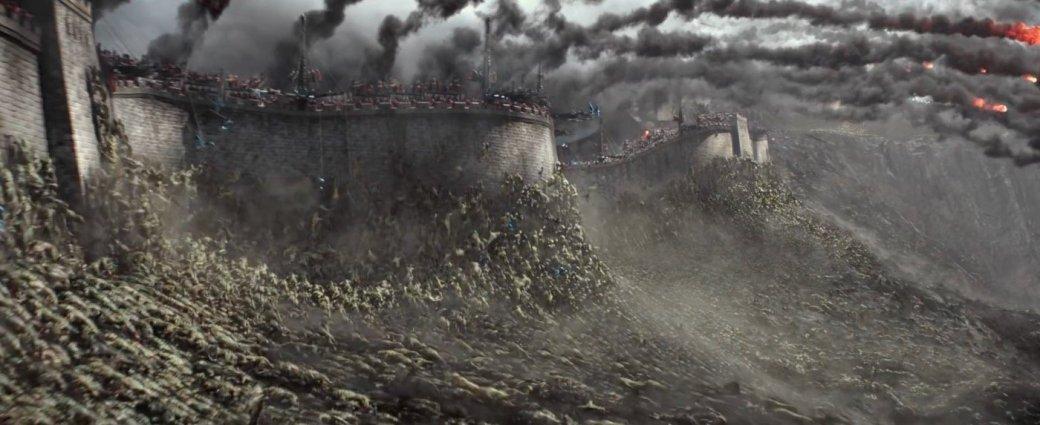Рецензия на «Великую стену» с Мэттом Дэймоном | Канобу - Изображение 5