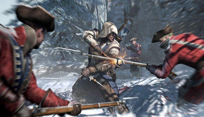 Рецензия на Assassin's Creed 3 | Канобу - Изображение 11166