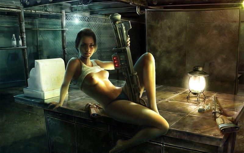 Лучший арт мира Fallout | Канобу - Изображение 58