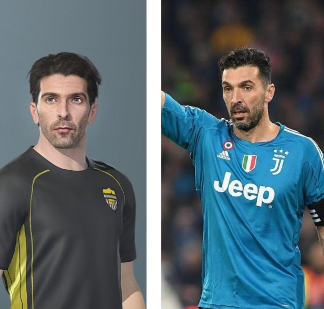 Лучшие игроки в PES 2019: сравнение реальных и виртуальных футболистов | Канобу - Изображение 11