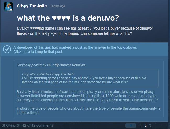 Разработчики Mutant Year Zero: Road to Eden убрали из игры Denuvo, но не все этому обрадовались   Канобу - Изображение 12500