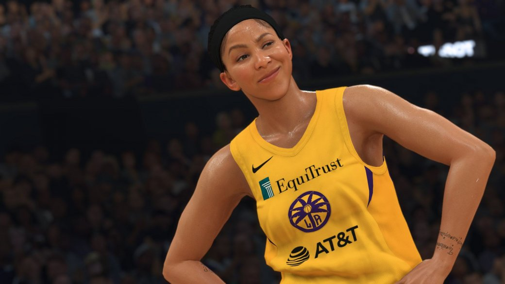 Обзор NBA 2K20 - рецензия на игру NBA 2K20   Рецензии   Канобу