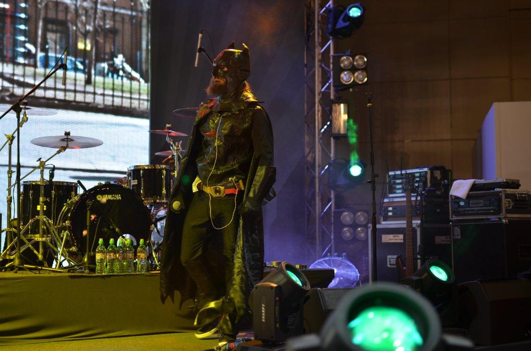 Фотоотчет с «Игромира» и Comic Con Russia, день 2 – концерт Noize MC | Канобу - Изображение 19