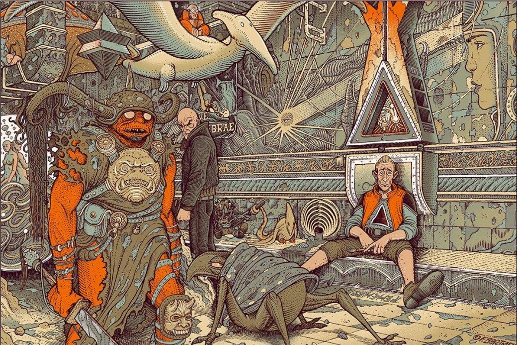 Существуют произведения, которые лишь одним своим существованием создают репутацию целому направлению. Иевропейский комикс «Инкал» (Incal) Алехандро Ходоровски как раз такое произведение. Летом 2019 года издательство «Комильфо» выпустило нарусском языке полное издание этого легендарного произведения.