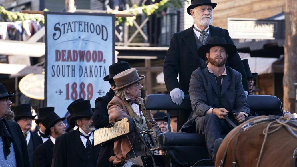 Рецензия на«Дэдвуд»— долгожданное полнометражное завершение культового сериала