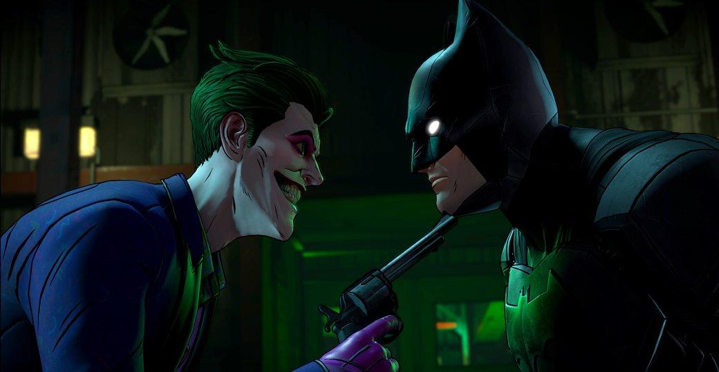 Финал Batman: The Enemy Within— самый нелинейный эпизод вистории Telltale?. - Изображение 7