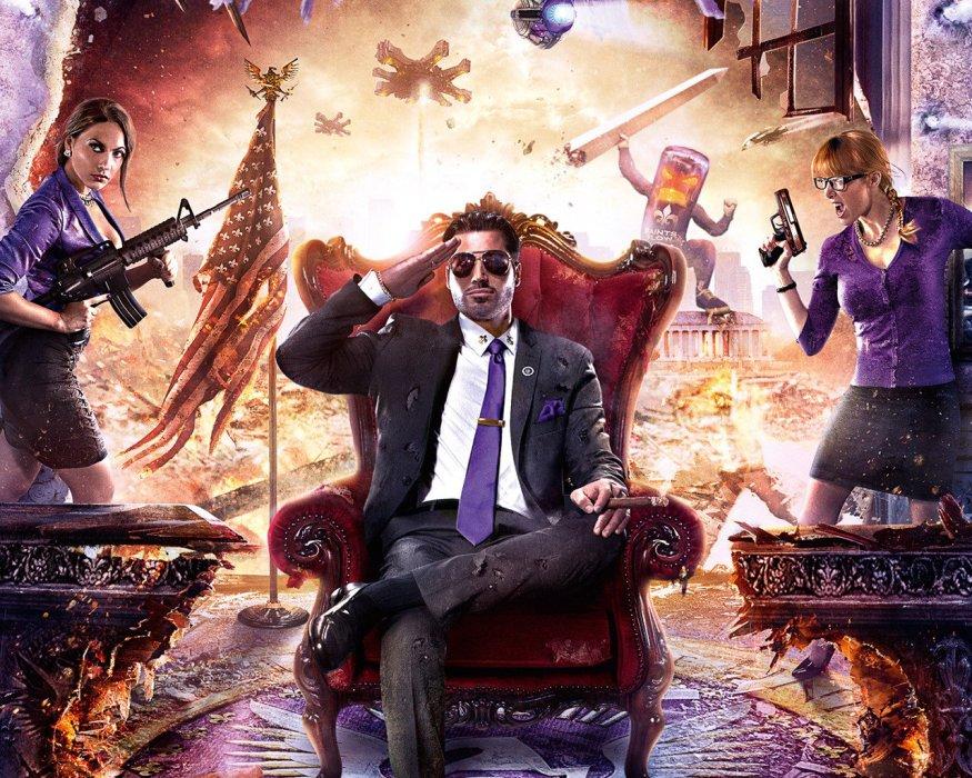 Обзор Saints Row 4 - рецензия на игру Saints Row 4 | Рецензии | Канобу