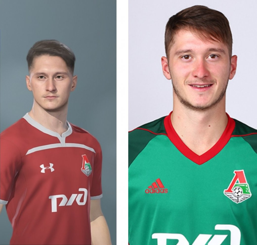 Сравнение лучших футболистов и их виртуальных версий из PES 2019. - Изображение 18