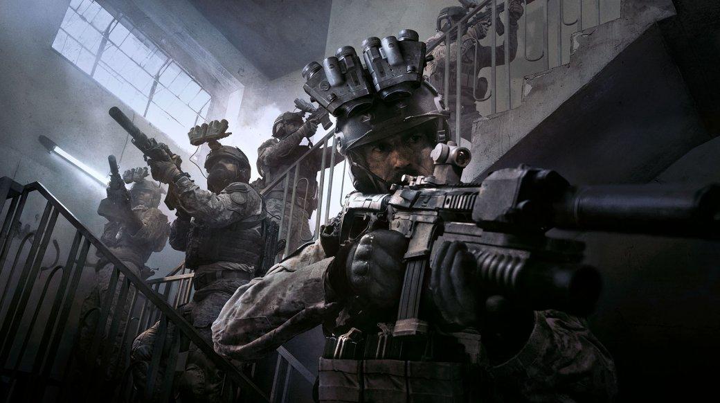 Что такое Call ofDuty: Modern Warfare? Объясняем нагифках сэффектными сценами   Канобу