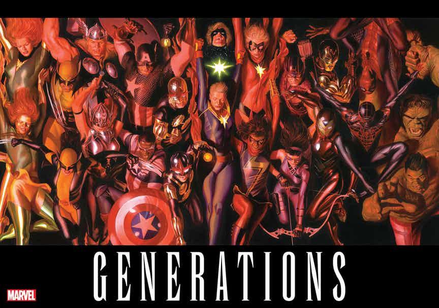 Синопсис новой серии комиксов Marvel появился раньше времени | Канобу - Изображение 5063