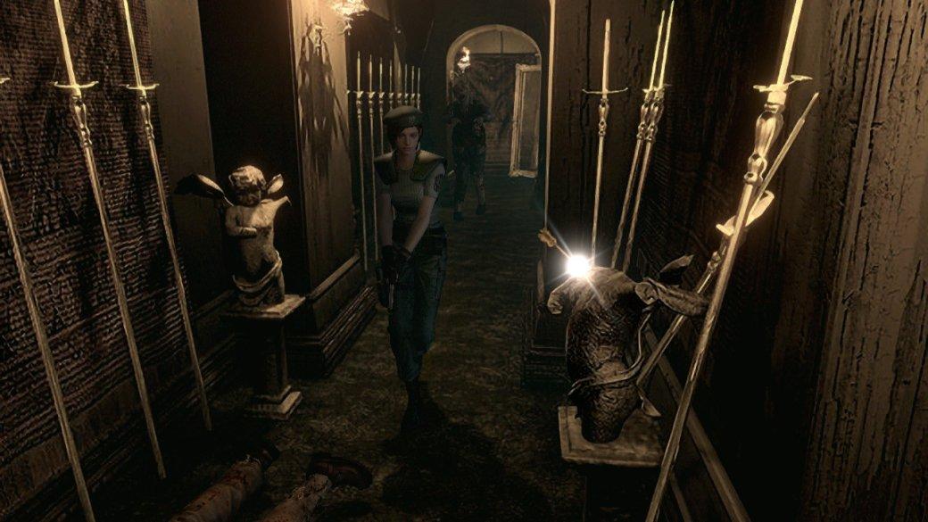 10 фактов о серии Resident Evil, которых вы не знали | Канобу - Изображение 6427