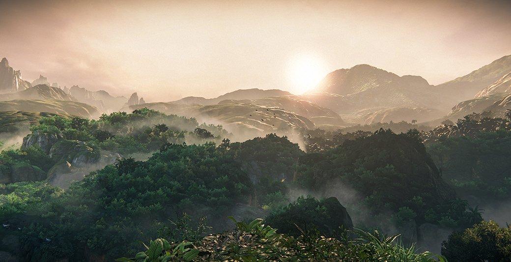 Индийская мифология и реальные места в Uncharted: The Lost Legacy | Канобу - Изображение 8