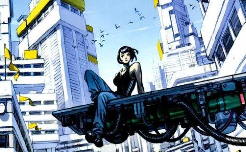 Комиксы: Mirror's Edge