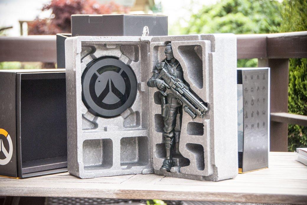 Распаковка коллекционного издания Overwatch | Канобу - Изображение 1431