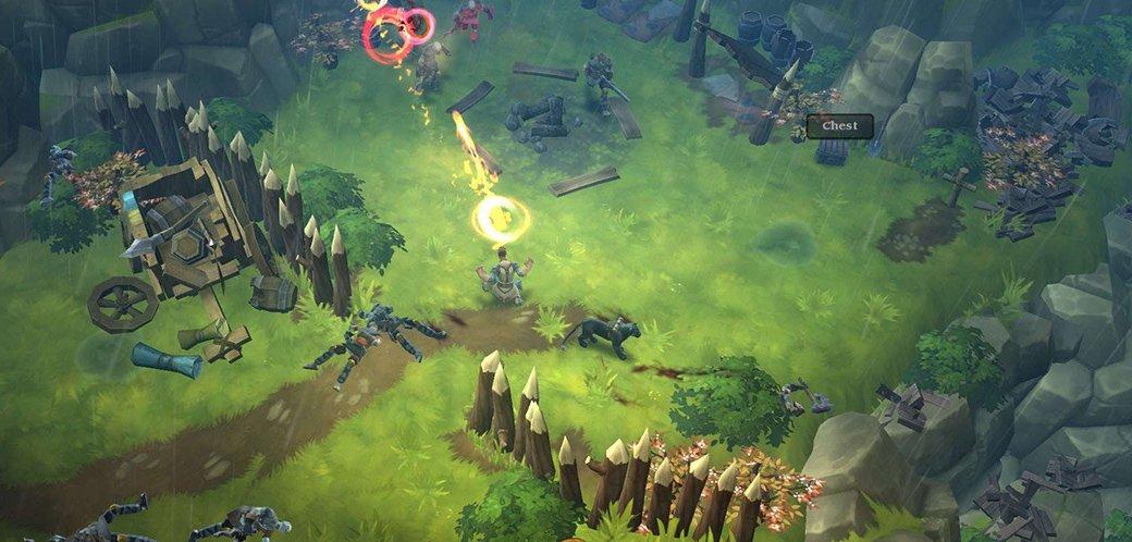10 лучших игр в стиле Diablo | Канобу - Изображение 5