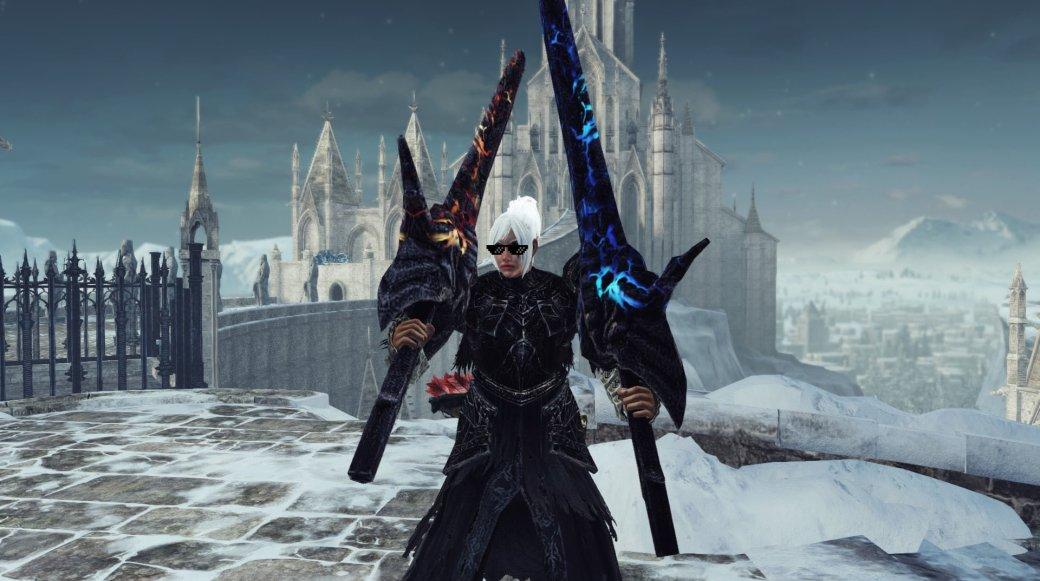 Почему Dark Souls 2— вовсе нехудшая игра всерии. - Изображение 18