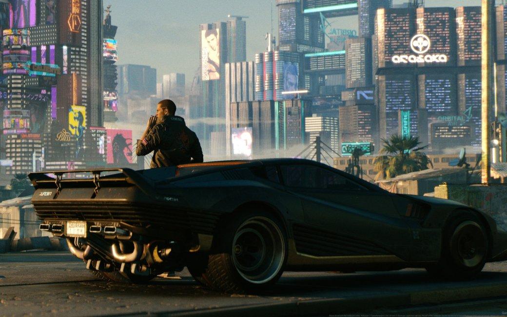 Что изавтомобильных чудес Cyberpunk 2077 уже существует— ичто появится вближайшее время   Канобу - Изображение 1