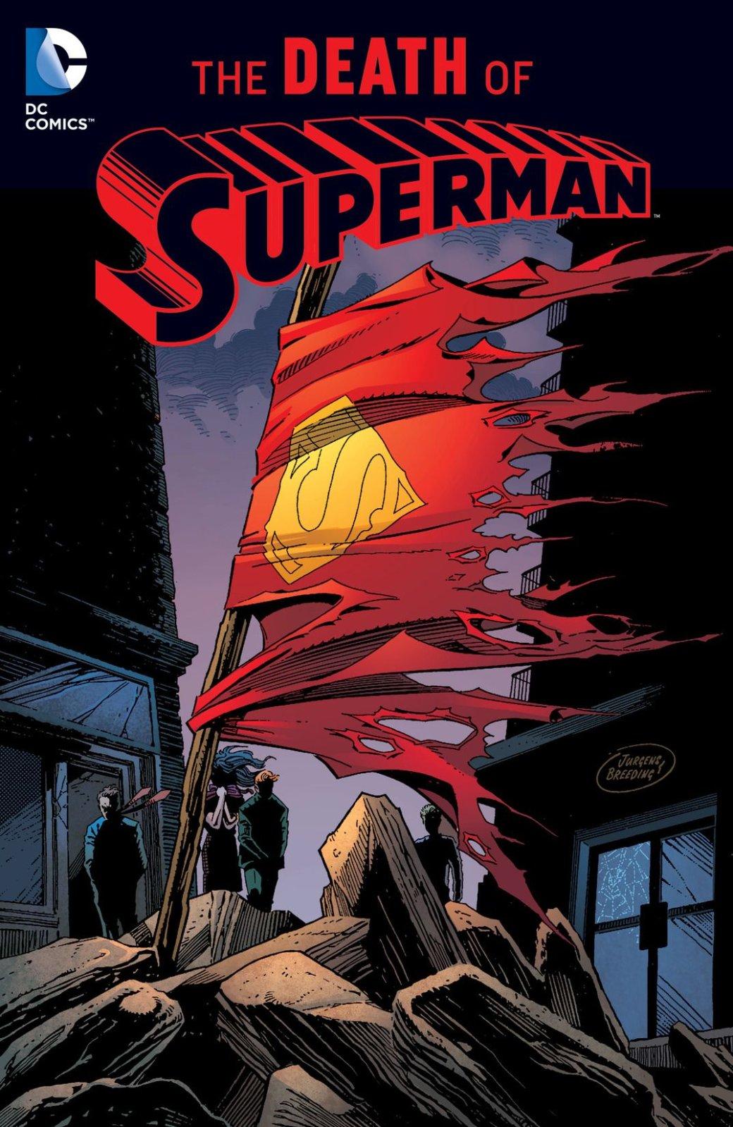 История Супермена иэволюция его образа вкомиксах   Канобу - Изображение 9412