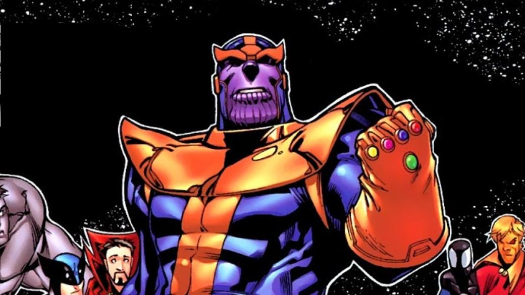 Как Мстители могут победить Таноса? 5 смешных способов изкомиксов   Канобу